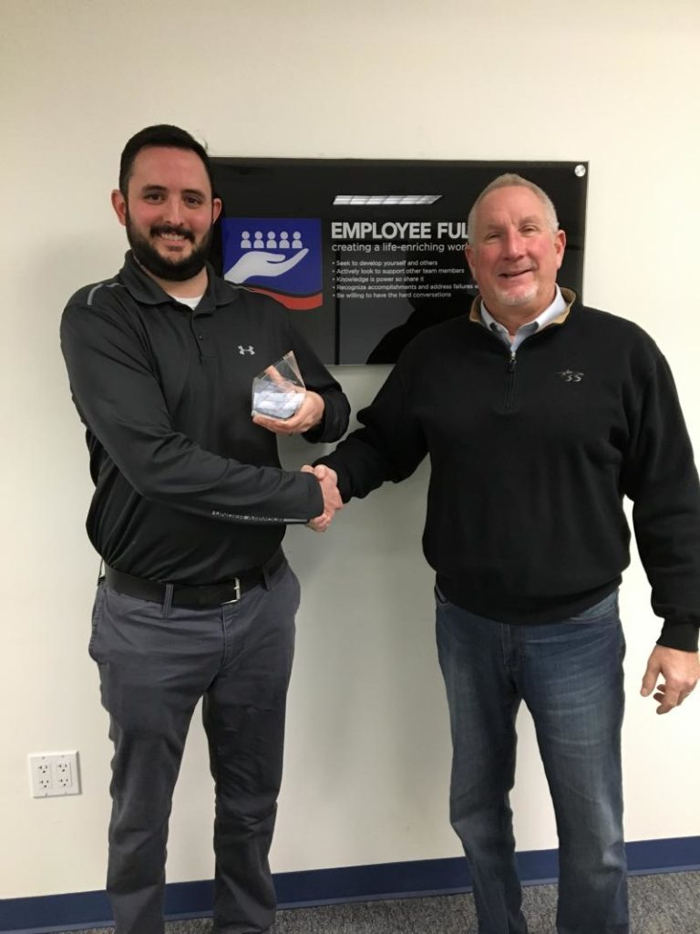 Justin Matthews Completes ALPS Training