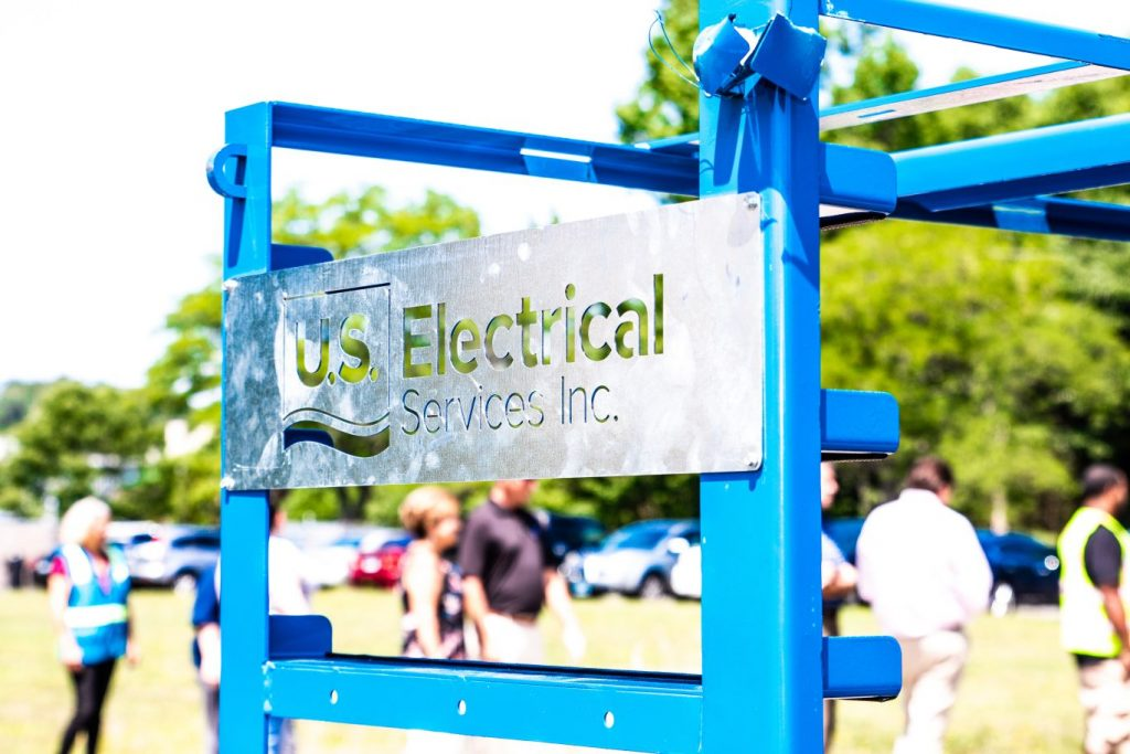 U.S. Electrical Services, Inc. Logo and New Website